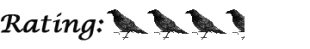 rating system three and a half crows